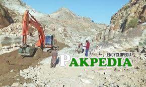 Mohmand dam project