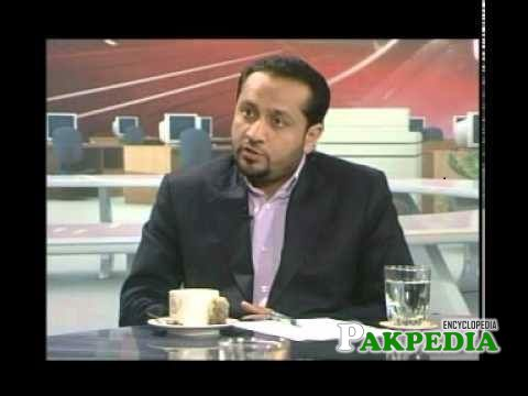 Khawaja Imran Nazir Biography