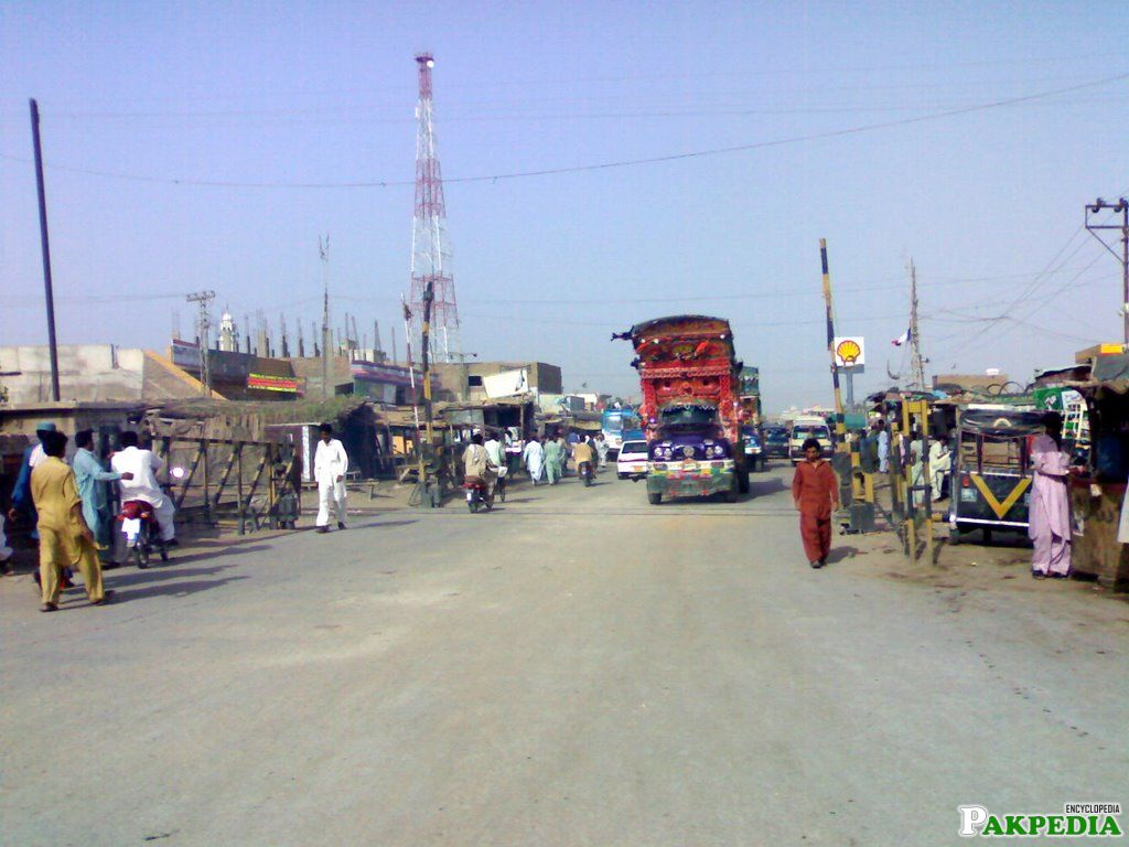 Jamshoro Phatak