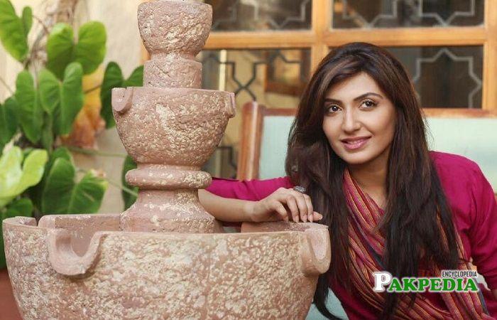Mehreen Rizvi Biography