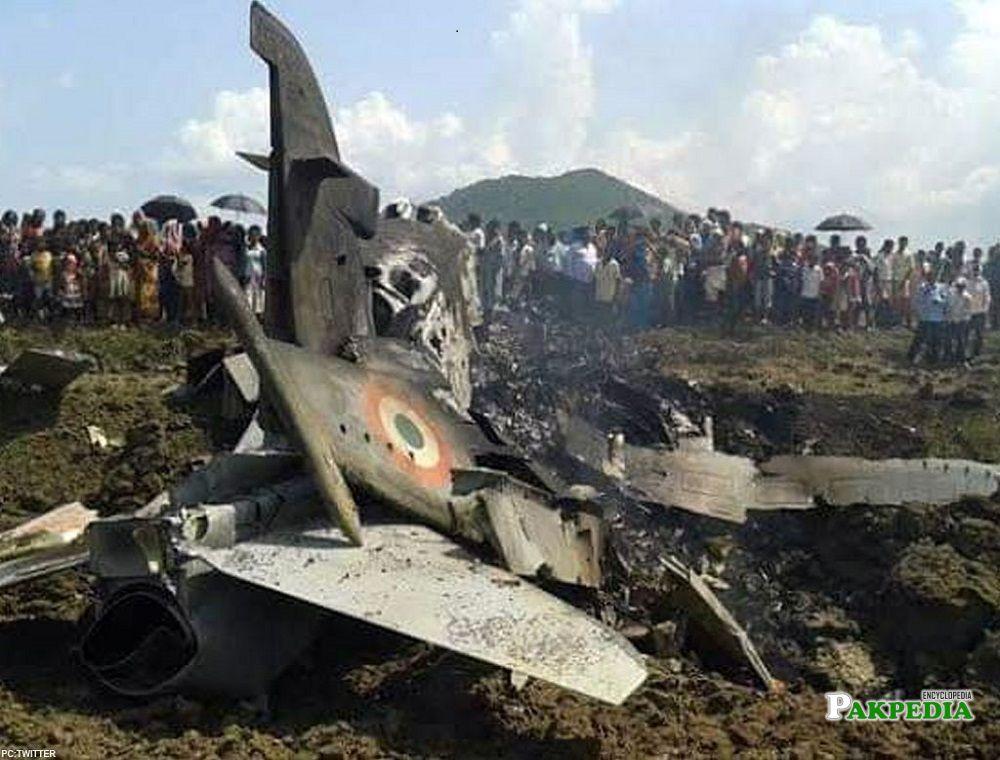 Hassan Siddiqui shot down 2 indian jets