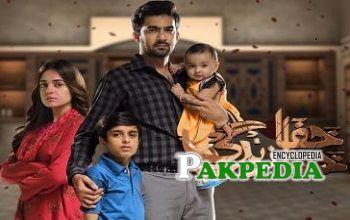 Ali Safina drama 'Khafa Khafa zindagi'