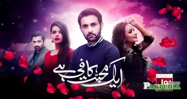 Affan Waheed drama List