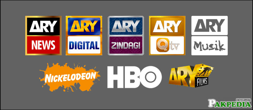 ARY Group;s Channels