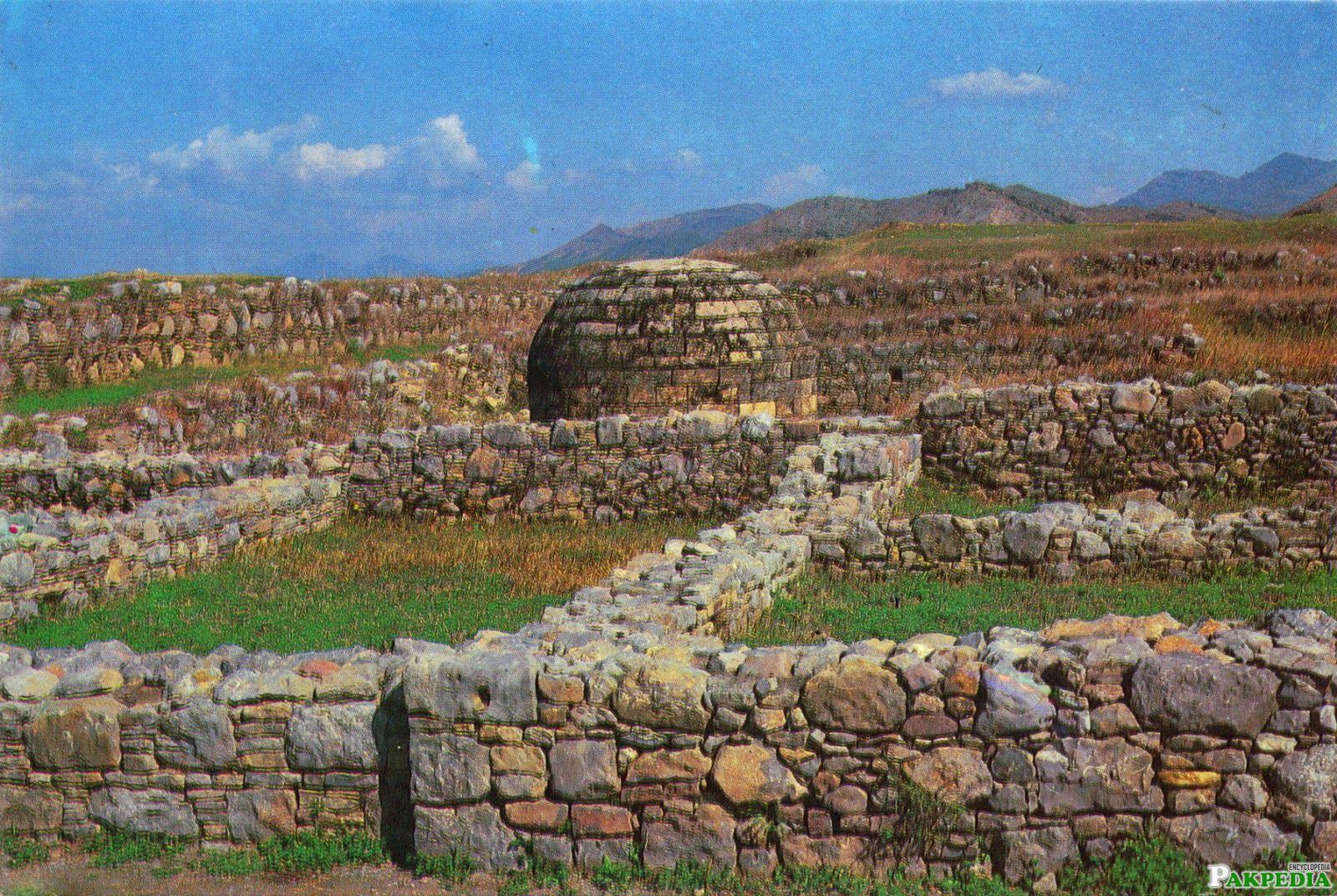 Taxila Archaeological