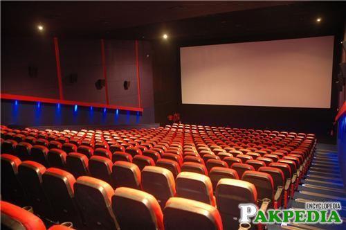 Abbottabad Cinema tipping point