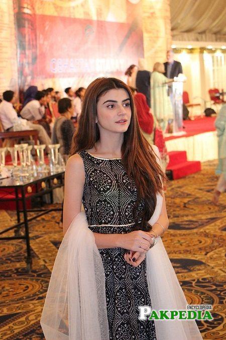Pakistani Actress Zubab Rana