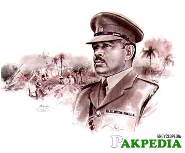 Tufail Mohammad army officer