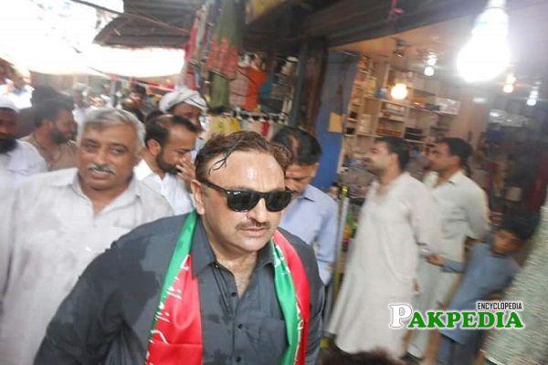 Raja Sarwar elected as MPA