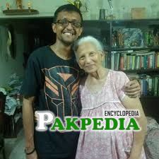 Her family moved to Pakistan from Goa in 1950