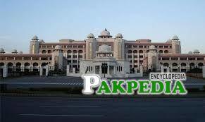 PM House of Pakistan