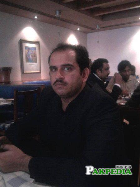 Kazim Ali Pirzada Biography