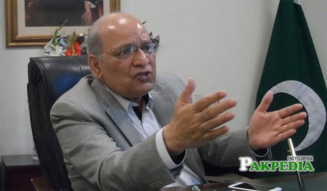 Senator Mushahidullah Khan likely to be new Information Minister
