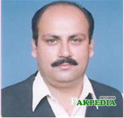 MPA Agha Ali Haider