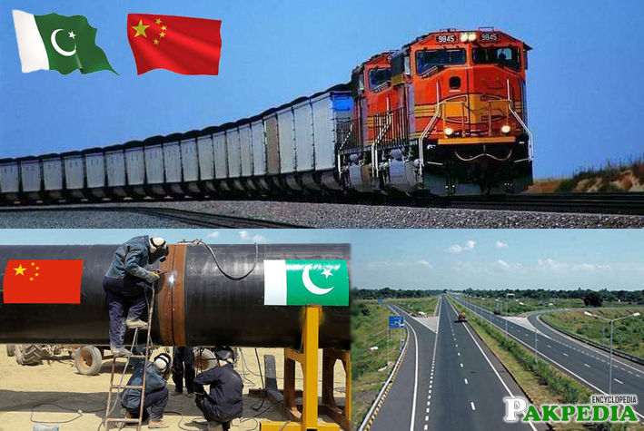 Pakistan Economic Corridor (CPEC) in the northern part of Khyber Pakhtunkhwa.