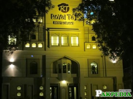 Royal Taj Restaurant