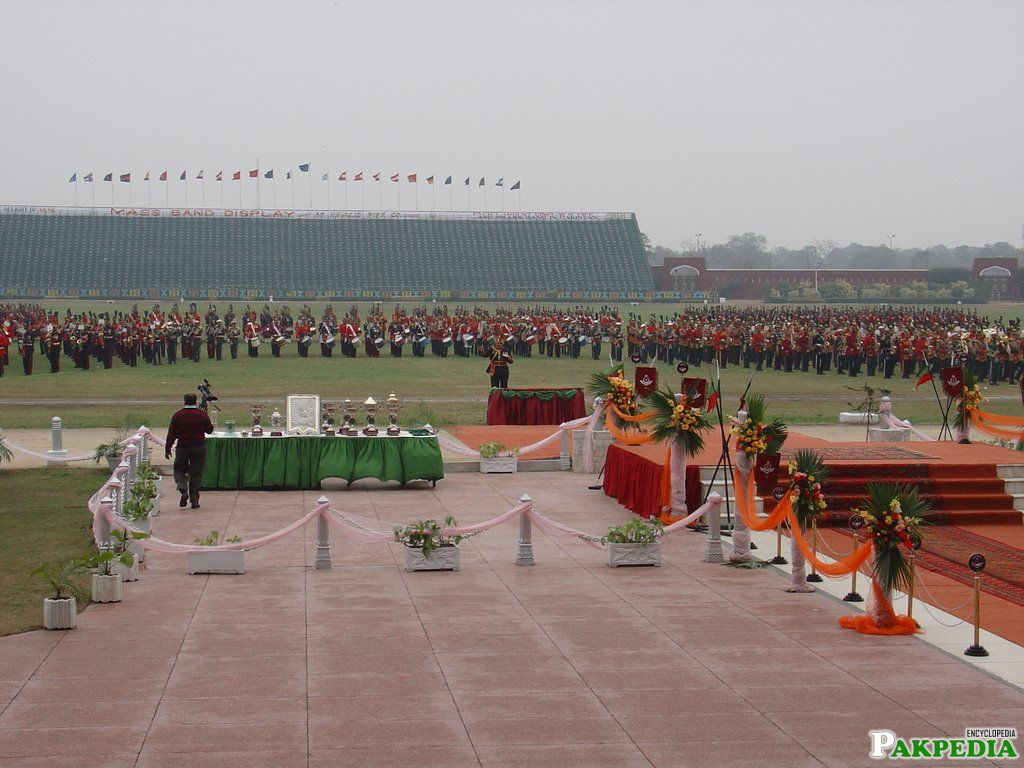 Lahore Fortress Stadium