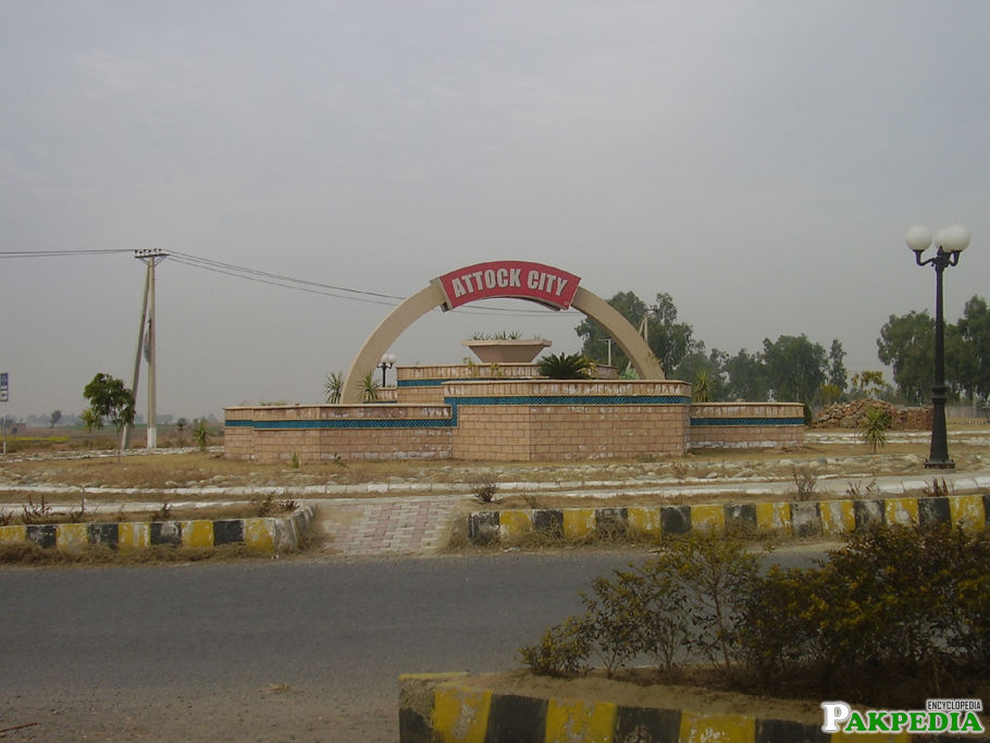 Attock City of Pakistan