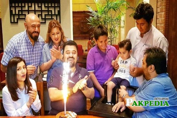 Ahmad Ali Butt Family