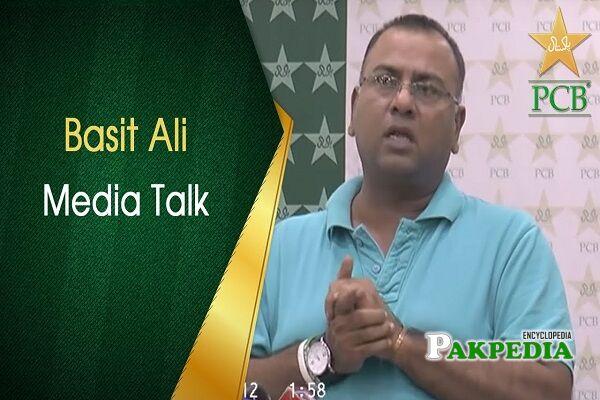 Basit Ali cricket analyst