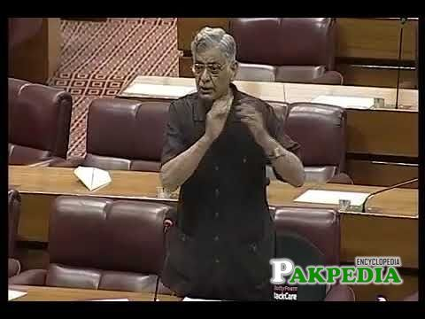 Syed Sajid Mehdi in National Assembly