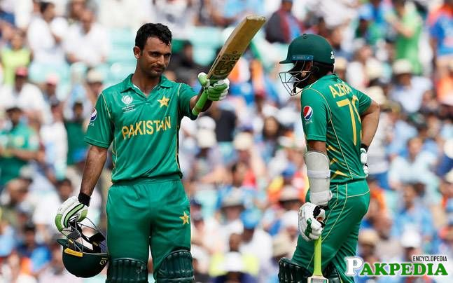 Fakhar And Azhar Ali