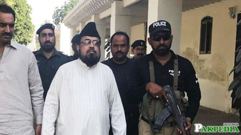 Mufti Abdul Qavi appear in court