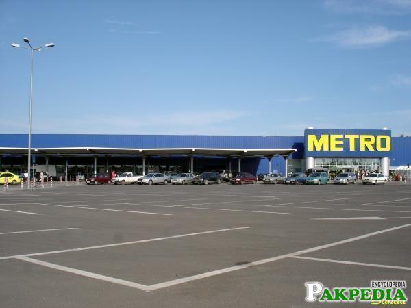 Metro Cash & Carry Buillding
