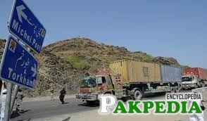 Torkham border