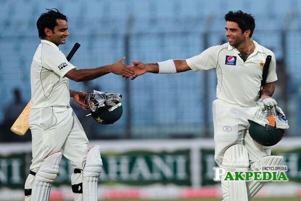 taufeeq umar pakistani cricketer
