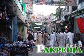 Gujrat Shoping Street