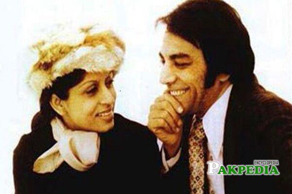 Zia Mohiuddin Wife