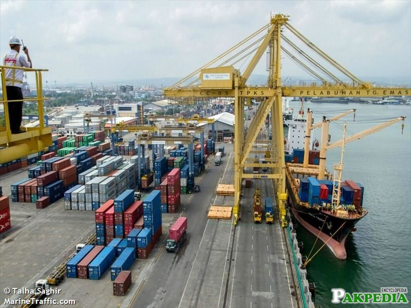 Qasim Port