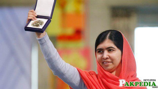 Nobel Peace Prize Recipiant Malala Yousafzai Is A Coward And A Hypocrite