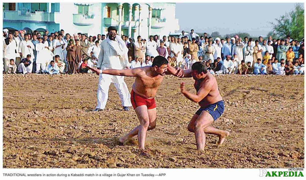 Gujar Khan Kabbadi Festival