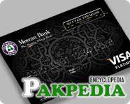 Meezan Bank ATM Card