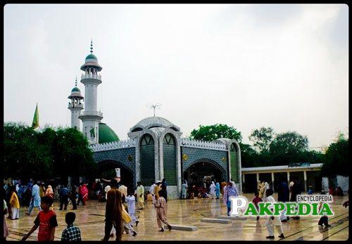 Shrine of Bulleh shah