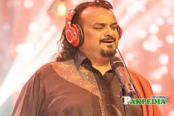 Amjad Sabri Biography
