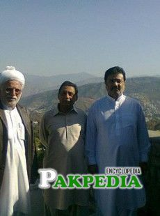 With Other Political Leaders