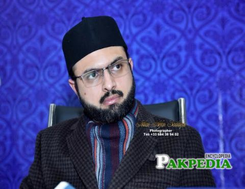 Dr Hasan Mohiuddin Qadri In France