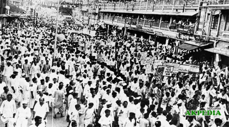 Congress Quit India Movement