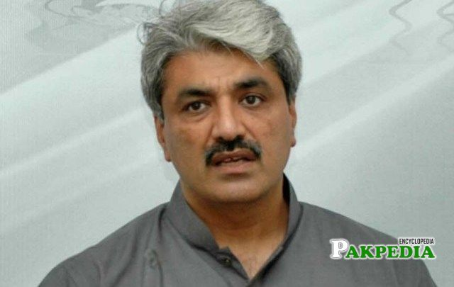 Pakistani politician Khawaja salman rafique