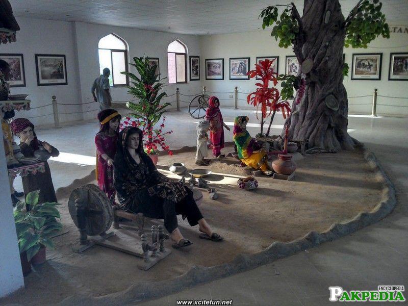 Multan Art Picture