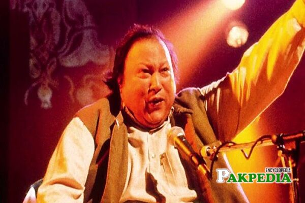 Nusrat Fateh Ali Khan Biography