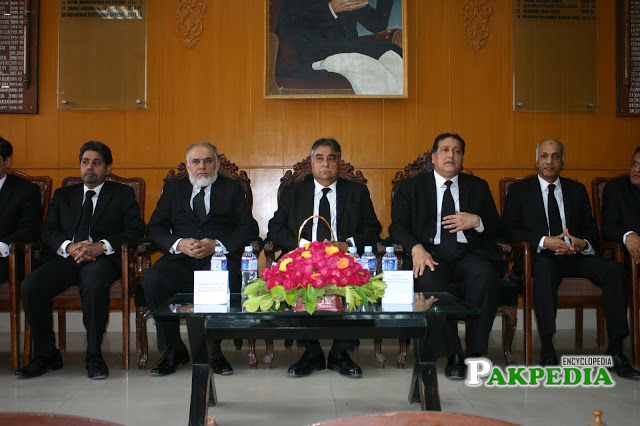 46th chief justice of Lahore High Court