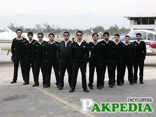 Flying Club Staff
