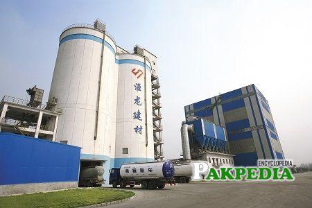 Engro Corp. Plant