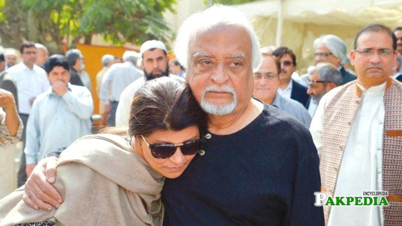 Anwar Maqsood and Rubina Ashraf