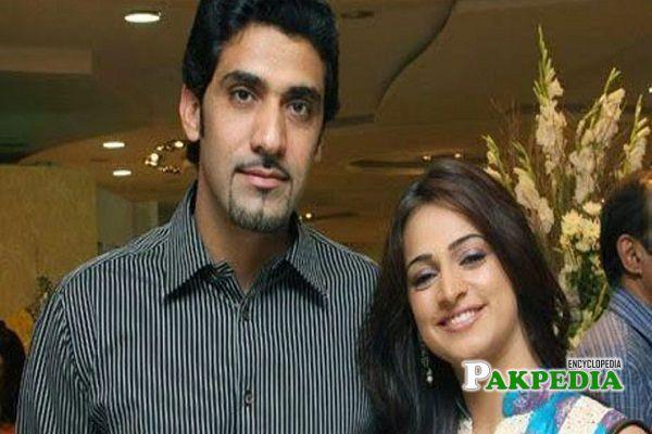 Noor Bukhari Family