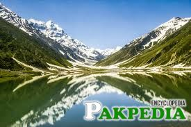 Lake Saiful Malook Amaizing Place